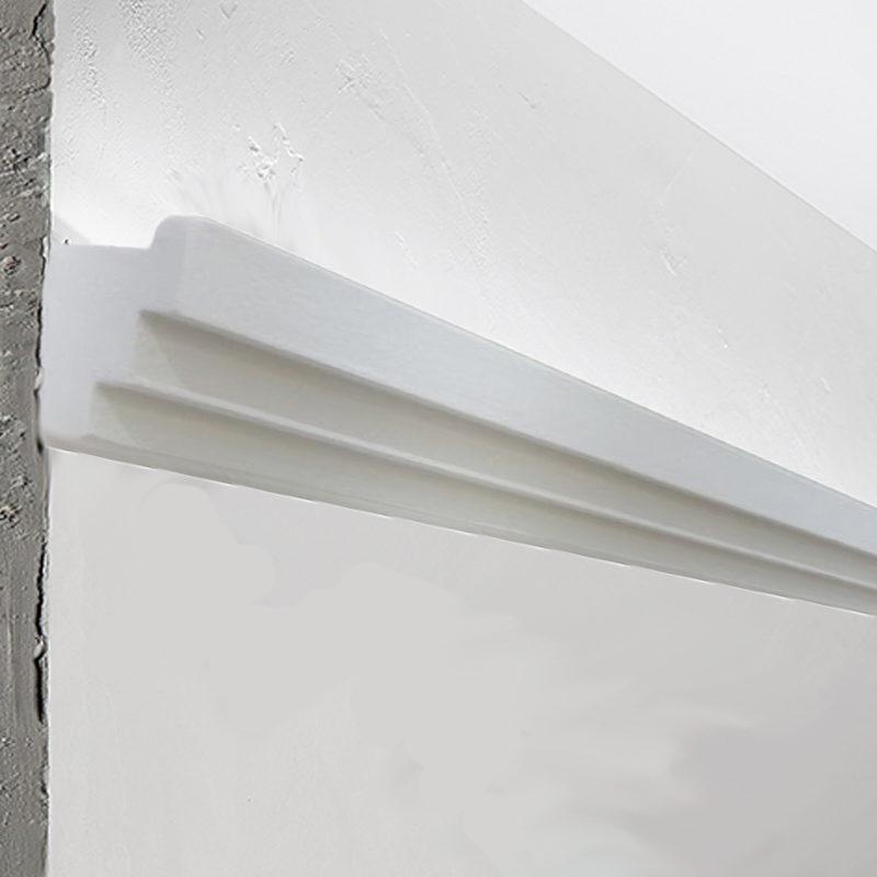 Cornici In Gesso Moderne.Cornice Per Led Ds5012 3 Metri