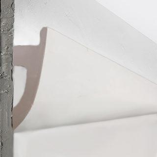 CORNICE PER LED DS5010 3 metri